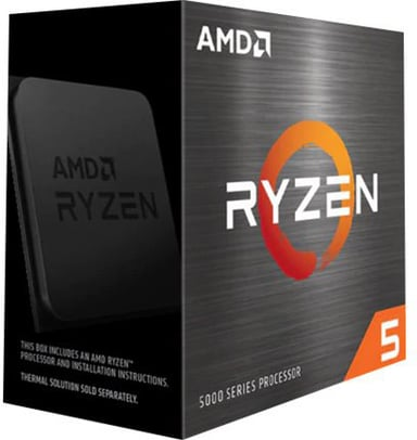 AMD Ryzen 5 5600G 3.9GHz Socket AM4 Prosessor