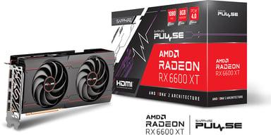 Sapphire Radeon 6600 Xt Pulse