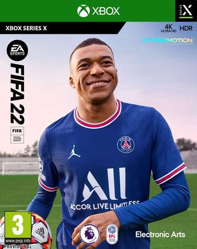 EA Games FIFA 22 Microsoft Xbox Series S Microsoft Xbox Series X