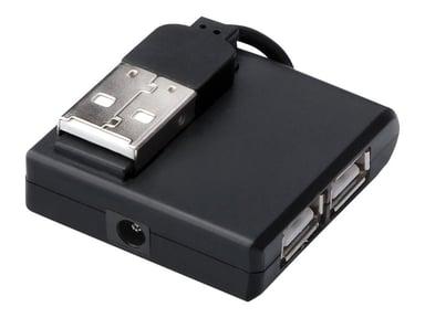 Microconnect - Hubb USB Hubb
