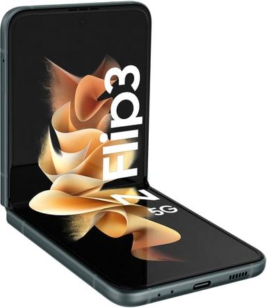 Samsung Galaxy Z Flip3 128GB Kaksois-SIM Vihreä