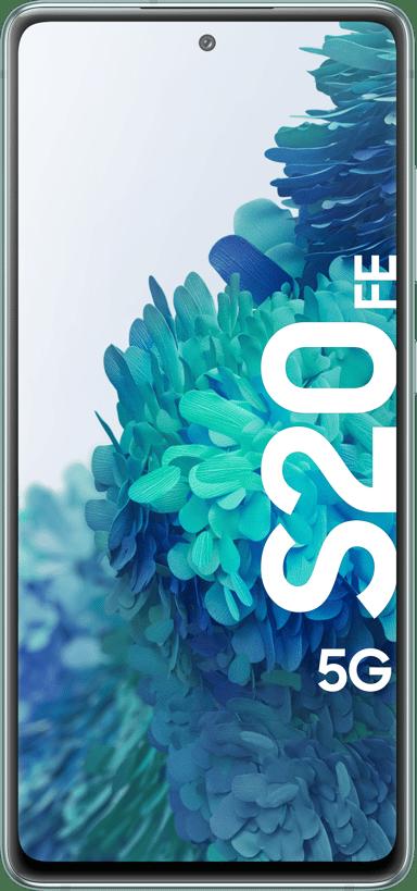 Samsung Galaxy S20 FE 5G 128GB Dobbelt-SIM Skymynte