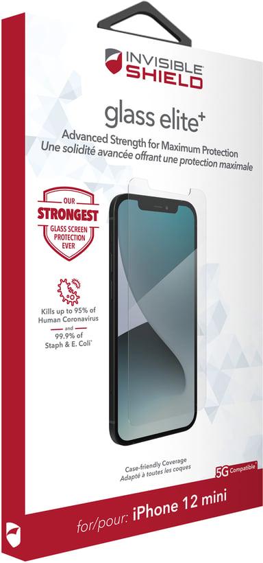 Zagg InvisibleShield Glass Elite+ iPhone 12 Mini