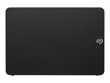 Seagate Expansion STKP6000400 6TB Svart