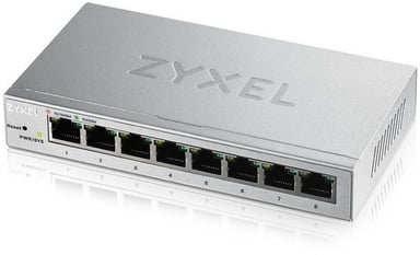 Zyxel GS1200-8 8-portars Smart Switch