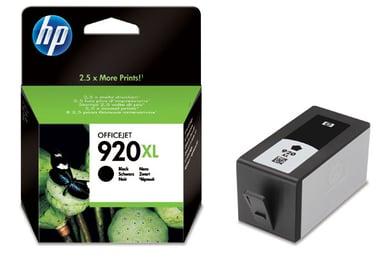 HP Muste Musta No.920XL - OfficeJet 6500