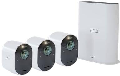 Arlo Ultra 2 Wireless surveillance 3-pack