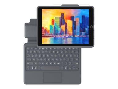 Zagg Keyboard Pro Keys With TrackPad Apple iPad 10.2' Nordic