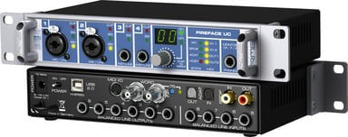 RME USB Audio Interface 36-Channel 192Khz