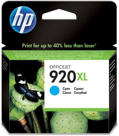 HP Bläck Cyan No.920XL - OfficeJet 6500