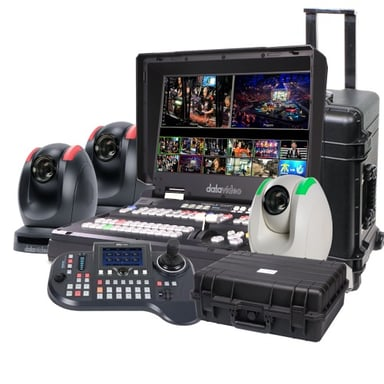 Datavideo Bdl-1604 With Hs-3200 And Ptc-150 Kit