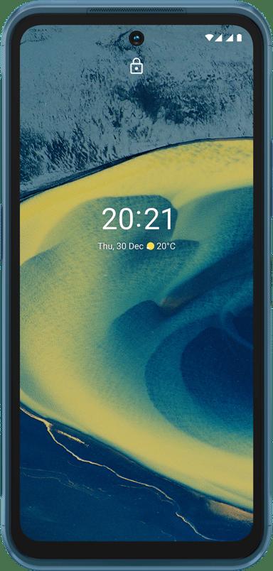 Nokia XR20 128GB Kaksois-SIM Sininen