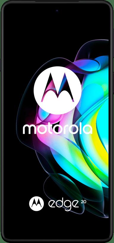 Motorola Edge 20 128GB Dual-SIM Frostgrå