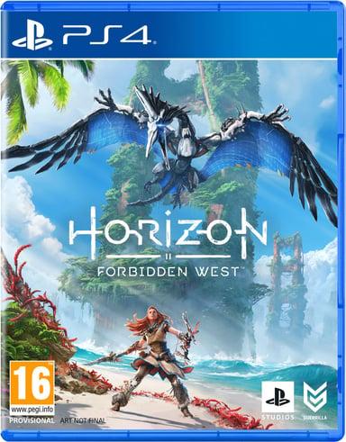 Sony Horizon Forbidden West - Ps4