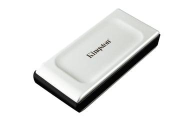Kingston XS2000 Portable SSD 0.5TB Sølv