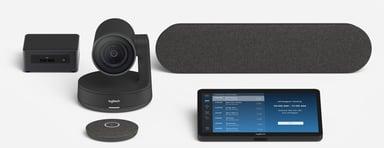 Logitech Tap Zoom Rooms Solution Medium