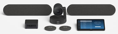 Logitech Tap Zoom Rooms Solution Large
