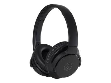 Audio-Technica Audio Technica Ath-Anc500bt Wireless Nc Over-Ear Grey Zwart