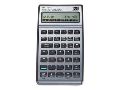 HP 17BII+ Progammerbar Finansräknare