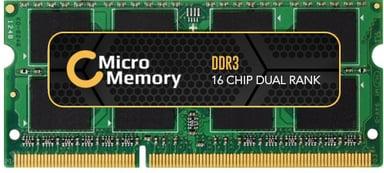 Coreparts DDR 4GB 266MHz DDR SDRAM 184-nastainen DIMM