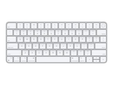Apple Magic Keyboard with Touch ID Draadloos VS Wit Zilver
