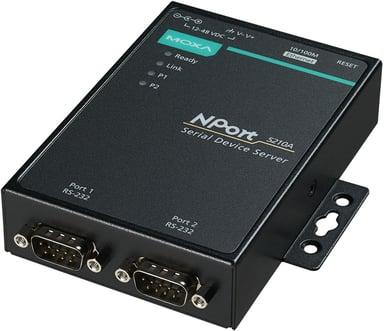 Moxa NPort 5210A 2-Port Device Server
