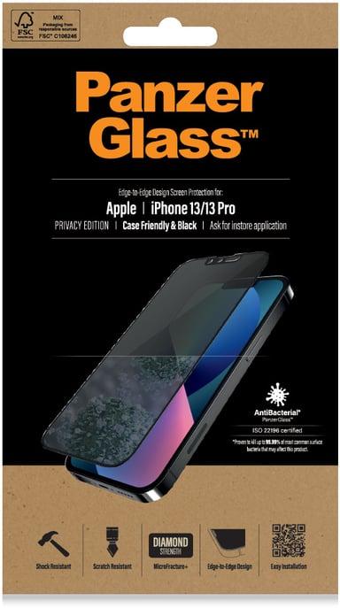 Panzerglass Privacy iPhone 13
