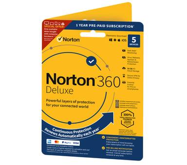 NortonLifeLock Norton 360 Deluxe - Superpris