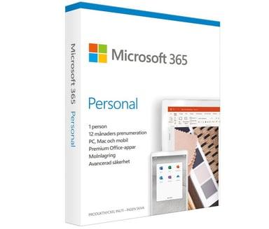 Microsoft Office 365 Personal 1års Prenumeration ESD