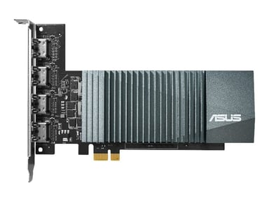 ASUS GEFORCE GT 710 2GB GDDR5 4X HDMI SILENT #demo
