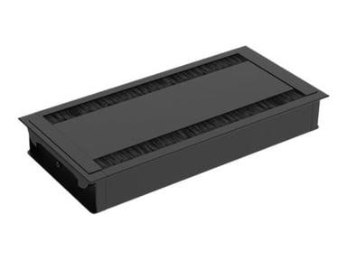 Kondator Axessline Duo 30 II -neuvottelukansi, musta