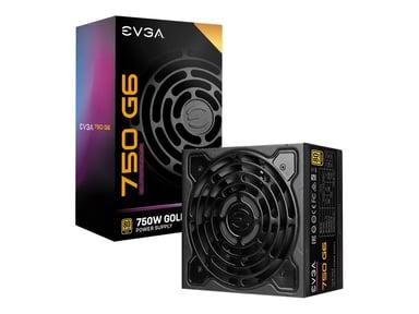 EVGA SuperNOVA 750 G6 750W 80 PLUS Gold