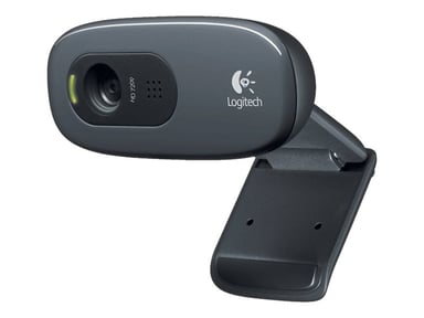 Logitech LOGITECH WEBCAM C270 #NL #DEMO 1280 x 720 Webcam