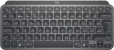 Logitech MX Keys Mini Langaton Pohjoismaat