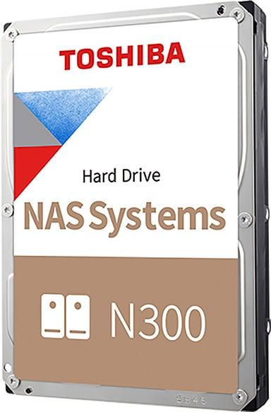 """Toshiba N300 NAS 16TB 3.5"""" Serial ATA-600"""
