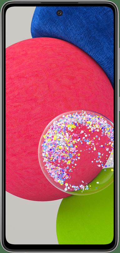 Samsung Galaxy A52s 5G 128GB Dobbelt-SIM Kul svart