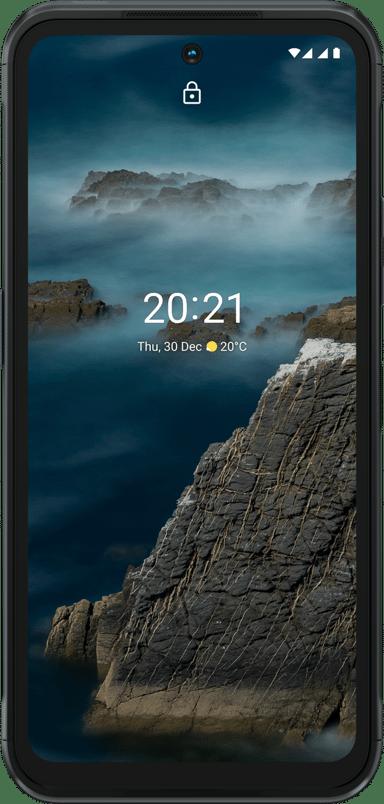 Nokia XR20 128GB Dual-SIM Grå