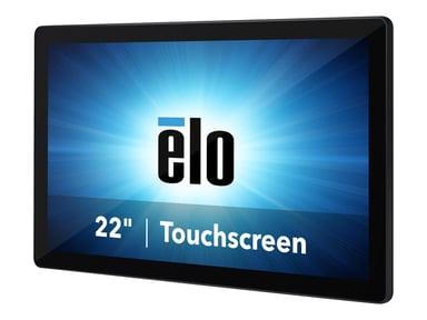 "Elo I-Series 2.0 Windows 10 21.5"" FHD Core i5 5GB/128GB Touch Black"