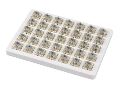 Keychron Cherry MX RGB Blue Switch Set 35-pack