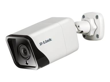 D-Link DCS-4712E OUTDOOR BULLET CAMERA #demo