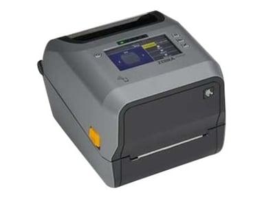 Zebra ZD621T TT 300dpi Color Display Touch USB/BT/WiFi/Ethernet/RS232 Row