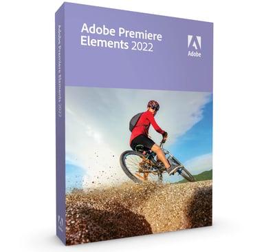 Adobe Premiere Elements 2022 Win/mac Eng Box Upg