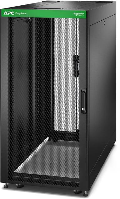 """APC Easy Rack 19"""" 24U 1000X600 Svart"""