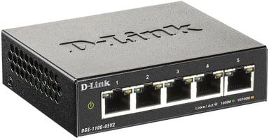 D-Link DGS-1100 v2 5-Port Smart Switch