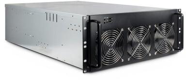 "Inter-Tech 4W2 Mining Rack 4U 19"""