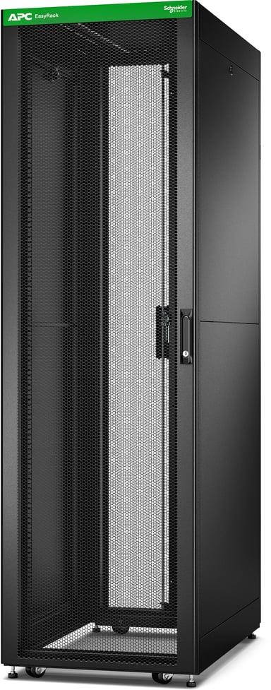 """APC Easy Rack 19"""" 42U 1000X600 Black"""