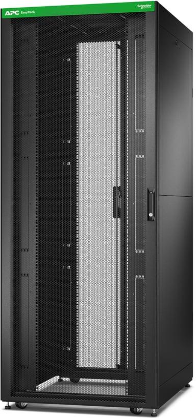 """APC Easy Rack 19"""" 42U 1000X800 Black"""