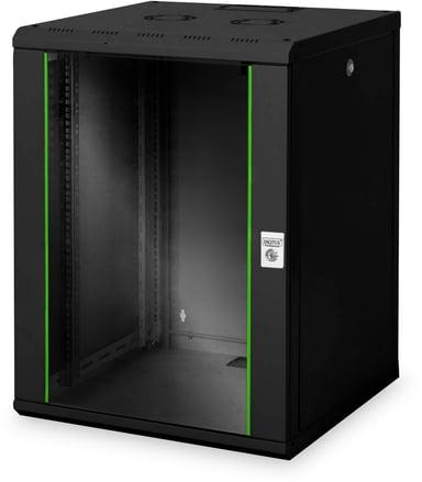 Digitus Unique 16U 60X60 Black