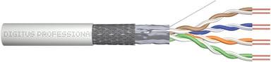 Digitus Bulk cable CAT 5e SF/UTP Grå 100m
