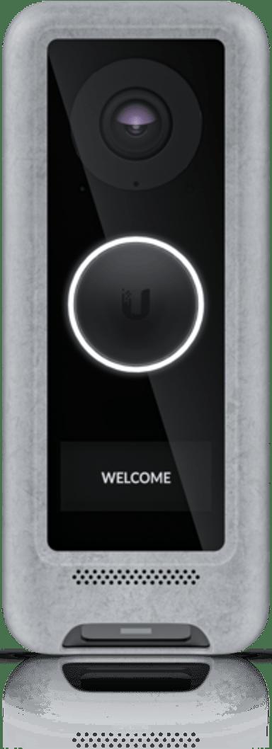 Ubiquiti UniFi Protect G4 Doorbell Cover Concrete
